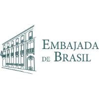 logo Embajada Brasil