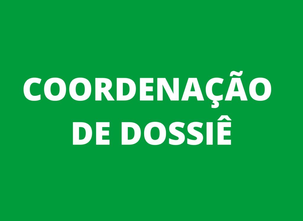 Coordena Dossie